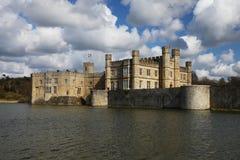 Leeds Castle en Inglaterra Fotos de archivo libres de regalías
