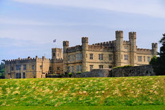 Leeds Castle, England. Leeds Castle in England, United Kingdom Royalty Free Stock Images