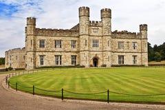 Leeds Castle in England. (UK Stock Image