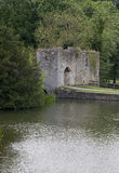 Leeds Castle - Fortified Mill Royalty Free Stock Photography