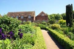 Leeds castle garden Stock Photography