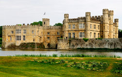 Leeds Castle, Inghilterra Immagini Stock