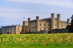 Leeds Castle, Inglaterra Imágenes de archivo libres de regalías
