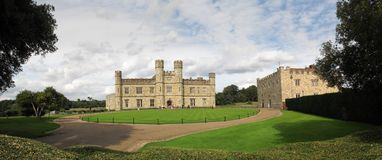 Leeds castle, Kent Royalty Free Stock Images