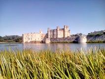 Leeds Castle stock image