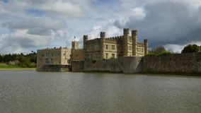 Leeds Castle stock video