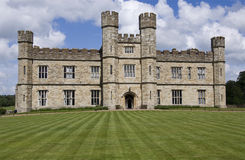 Leeds Castle - The New Castle Stock Photography