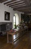 Leeds Castle que Banqueting Salão foto de stock royalty free