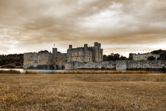 Leeds Castle at Sunrise Royalty Free Stock Image