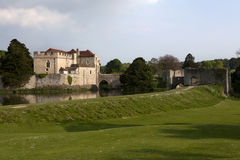 Leeds castle, united kingdom Stock Photography