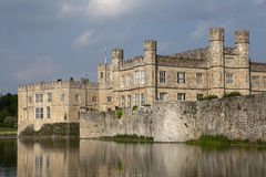Leeds castle, united kingdom Stock Images