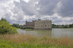 Leeds Castle Stock Photo