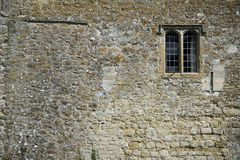 Leeds castle wall background Stock Photography