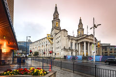 Leeds city Hall ,Yorkshire England UK Stock Image