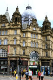 Leeds City Markets. Royalty Free Stock Photos