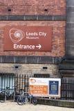 Leeds City Museum Royalty Free Stock Image