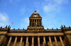 Leeds cityhall Stock Photo