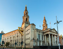 Leeds Civic Hall Royalty Free Stock Images