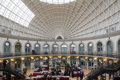 Leeds Corn Exchange Royalty Free Stock Photo