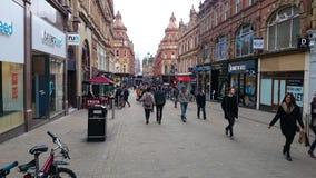 Leeds, het UK Royalty-vrije Stock Foto