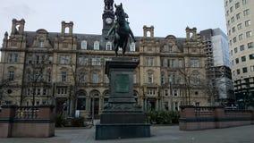 Leeds het UK Royalty-vrije Stock Afbeelding
