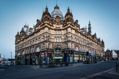 Leeds Kirkgate rynek Fotografia Stock
