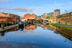 Leeds Liverpool Canal Stock Images