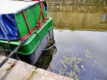The Leeds Liverpool Canal Festival at Burnley Lancashire Stock Photography