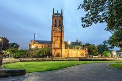 Leeds Minster (England) Royalty Free Stock Image