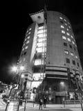 Leeds : Permutez la nuit photos libres de droits