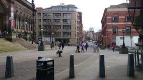 Leeds Reino Unido Foto de archivo
