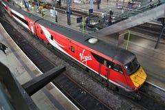 Leeds-Station Lizenzfreie Stockfotografie