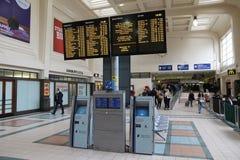 Leeds Station Stock Photography