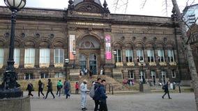 Leeds UK Arkivbild