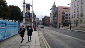 Leeds UK Royaltyfri Foto