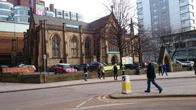 Leeds UK Royaltyfri Bild