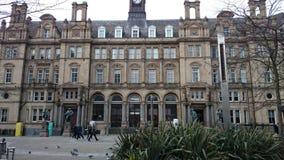 Leeds UK Arkivbilder