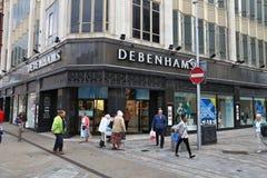 Debenhams Stock Photos