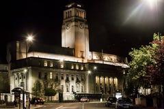 Leeds University - Parkinson Building. LEEDS, UK - 22 APRIL 2017.  Leeds University Parkinson Building Royalty Free Stock Image