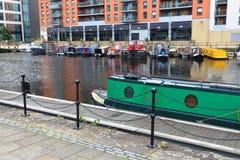 Leeds waterway Stock Images