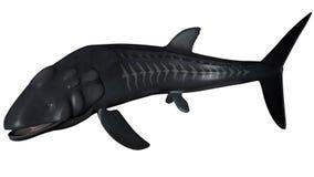Leedsichthys prehistoric fish - 3D render Stock Photo