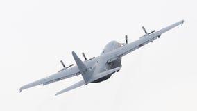 LEEEUWARDEN, ΟΙ ΚΑΤΩ ΧΏΡΕΣ - 11 ΙΟΥΝΊΟΥ 2016: Ολλανδική Πολεμική Αεροπορία LOC Στοκ εικόνα με δικαίωμα ελεύθερης χρήσης