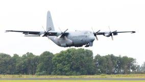LEEEUWARDEN, ΟΙ ΚΑΤΩ ΧΏΡΕΣ - 10 ΙΟΥΝΊΟΥ 2016: Ολλανδική Πολεμική Αεροπορία LOC Στοκ εικόνες με δικαίωμα ελεύθερης χρήσης