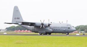 LEEEUWARDEN, ΟΙ ΚΑΤΩ ΧΏΡΕΣ - 10 ΙΟΥΝΊΟΥ 2016: Ολλανδική Πολεμική Αεροπορία LOC Στοκ φωτογραφία με δικαίωμα ελεύθερης χρήσης