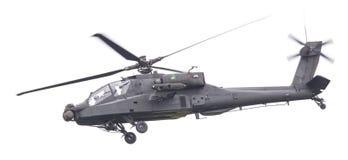 LEEEUWARDEN, ΟΙ ΚΑΤΩ ΧΏΡΕΣ - 11 ΙΟΥΝΊΟΥ 2016: Boeing ah-64 Apache Στοκ εικόνες με δικαίωμα ελεύθερης χρήσης