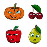 Leef fruit Stock Foto
