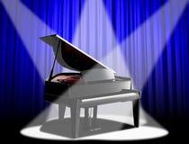 Leef muziek Stock Foto
