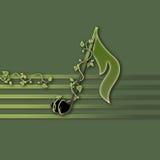 Leef muziek Stock Foto's