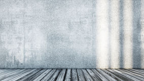 Leeg Abstract Binnenland Stock Foto