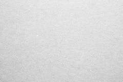 Leeg blad van document of triplex in witte kleur royalty-vrije stock foto's